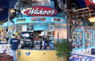 Quick Visit to Wahoo's Fish Tacos