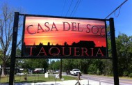 Authentic Tacos near The Woodlands?  A Spring Lunch at Casa del Sol