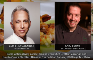 Cadillac Culinary Challenge this weekend at the Galleria