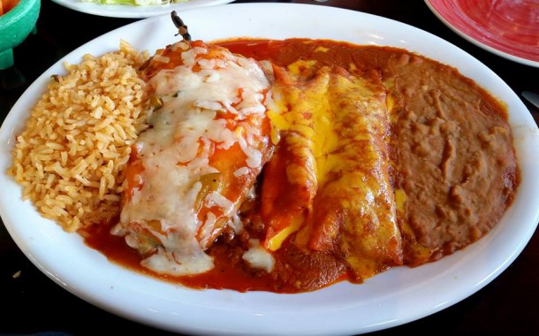 Where to Eat Tex-Mex in The Woodlands - March 2015