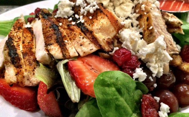Quick Take: TRG Salad at The Republic Grille