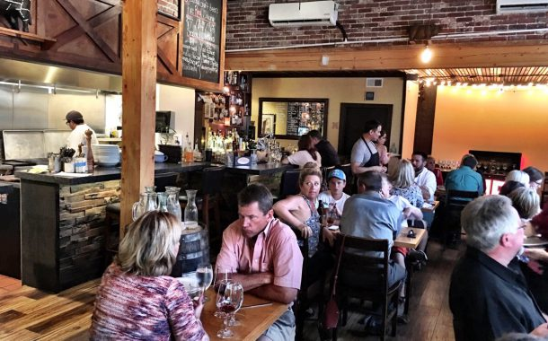BonFire Grill a Hot Spot in Tomball