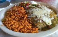 Our Visit to Chuy's - Good Tex-Mex and a Remarkable Cookie