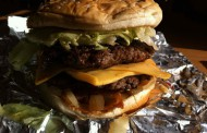 Quick Take: Five Guys Burgers and Fries - $6 Double Bacon Cheeseburger
