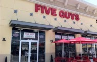 Finally!  Five Guys opens near The Woodlands